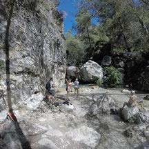 Nerja Turismo - Que hacer en Nerja - Excursion Rio Chillar