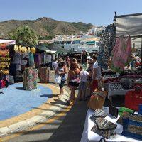 Nerja Turismo - Que hacer en Nerja - Mercadillo de los Domingos