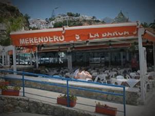 Nerja Turismo - Donde Comer - Merendero La Barca