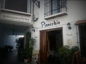 Nerja Turismo - Donde Comer - Pinocchio