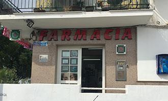 Nerja Turismo - Farmacias - Francisco J Blanca