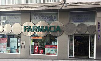 Nerja Turismo - Farmacias - Lucia Molina Padilla