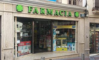 Nerja Turismo - Farmacias - Lucia Saenz Buruaga