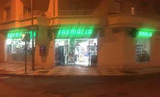 Nerja Turismo - Farmacias - Rafael Castillon