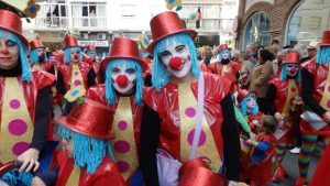 Nerja Turismo - Fiestas - Carnaval
