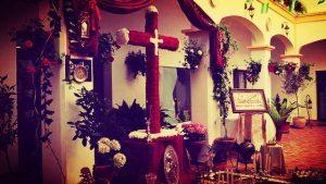 Nerja Turismo - Fiestas - Cruces Nerja