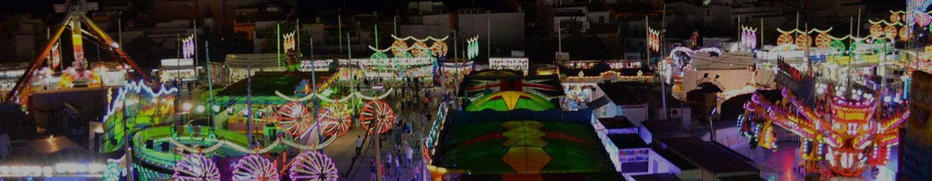 Feria de nerja 2017 una de las fiestas m s importantes for Oficina de turismo nerja