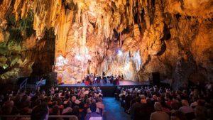 Nerja Turismo - Fiestas - Festival Cuevas
