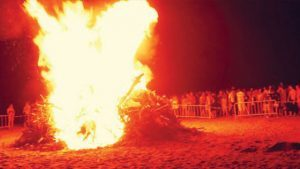 Nerja Turismo - Fiestas - Noche San Juan