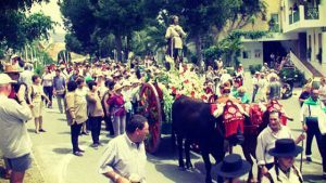 Nerja Turismo - Fiestas - San Isidro