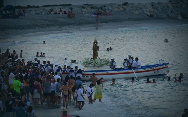 Nerja Turismo - Fiestas - Virgen del Carmen Nerja