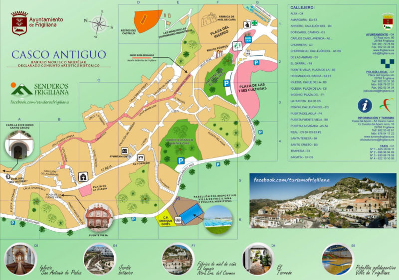 Tourism in Frigiliana Come and visit our neighboring town