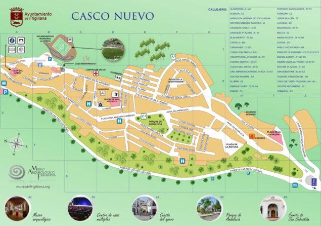 Frigiliana - Casco Nuevo