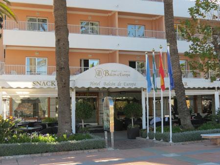 Nerja Turismo - Hoteles en Nerja - Balcon de Europa