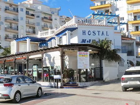 Nerja Turismo - Hoteles en Nerja - Hostal Mar Azul