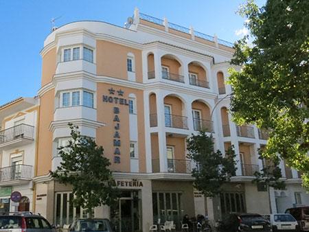 Nerja Turismo - Hoteles en Nerja - Hotel Bajamar