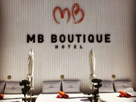 Nerja Turismo - Hoteles en Nerja - Hotel MB Boutique