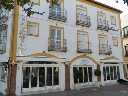 Nerja Turismo - Hoteles en Nerja - Hotel Marissal