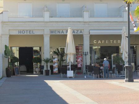 Nerja Turismo - Hoteles en Nerja - Hotel Mena Plaza