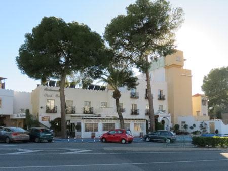 Nerja Turismo - Hoteles en Nerja - Hotel Nerja Club