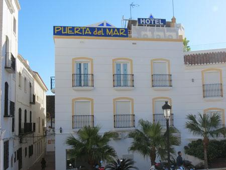 Nerja Turismo - Hoteles en Nerja - Hotel Puerta del Mar