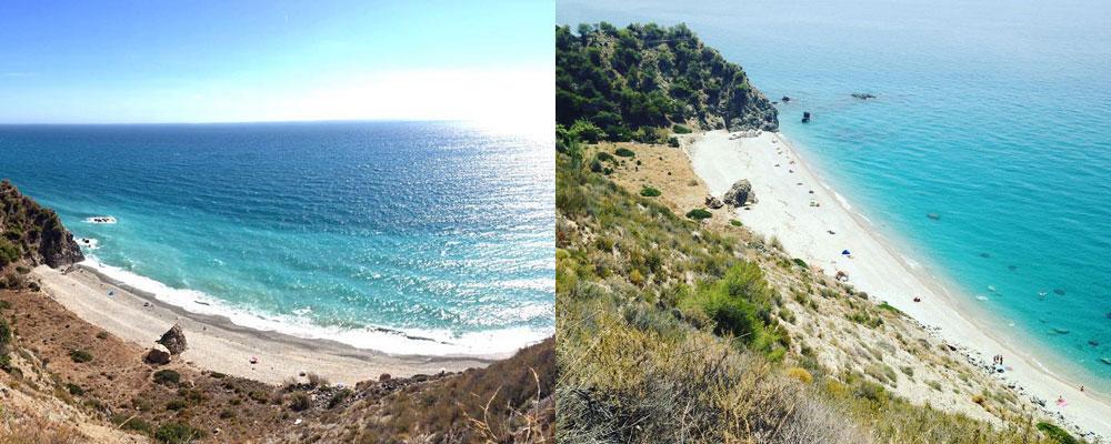 Maro - Nerja - Cala del Pino