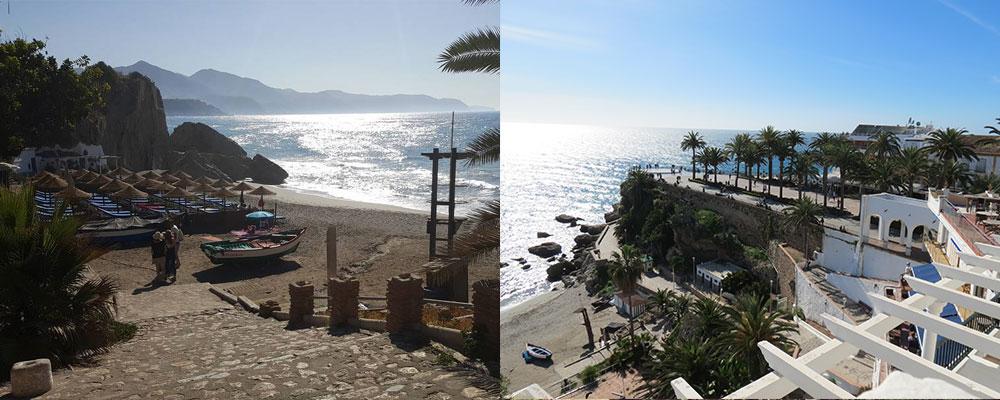 Calahoda - La playa mas fotografiada de Nerja