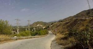 Nerja Turismo - Ruta del Rio Chillar - 1 Camino de los Almachares