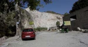 Nerja Turismo - Ruta del Rio Chillar - 3 Barrera