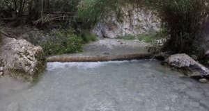 Nerja Turismo - Ruta del Rio Chillar - 6 Caudal Rio