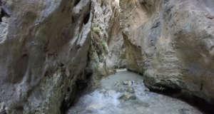Nerja Turismo - Ruta del Rio Chillar - 7 Cahorros