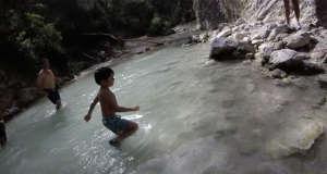 Nerja Turismo - Ruta del Rio Chillar - 8 Primera Poza