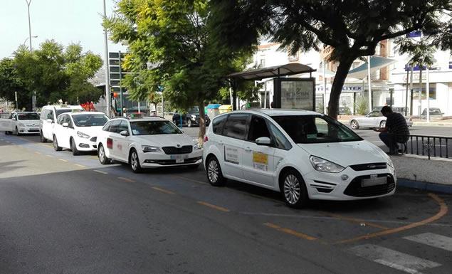 Nerja Turismo - Taxis - Parada Estacion Autobuses