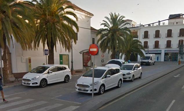 Nerja Turismo - Taxis - Parada de la Ermita