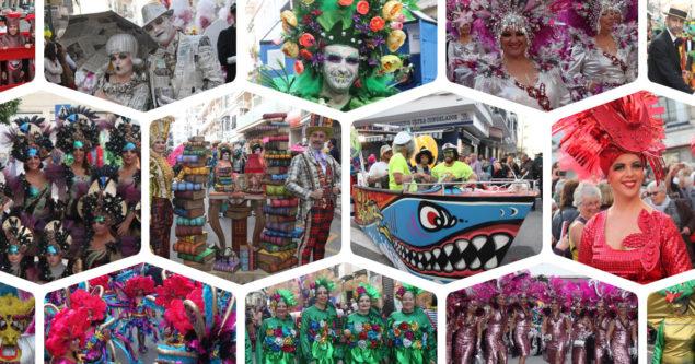 Nerja Turismo - Carnaval de Nerja