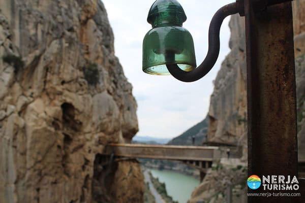 Puente-acueducto del caminito del Rey
