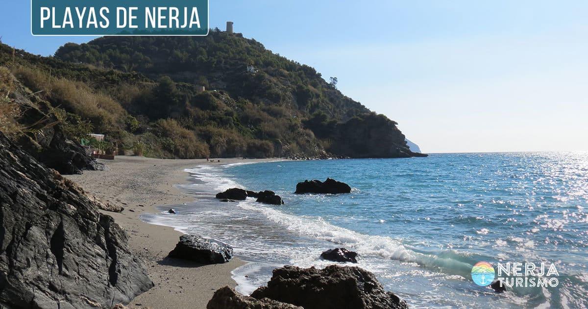 [LISTADO] Playas de Nerja y las mejores calas de Nerja