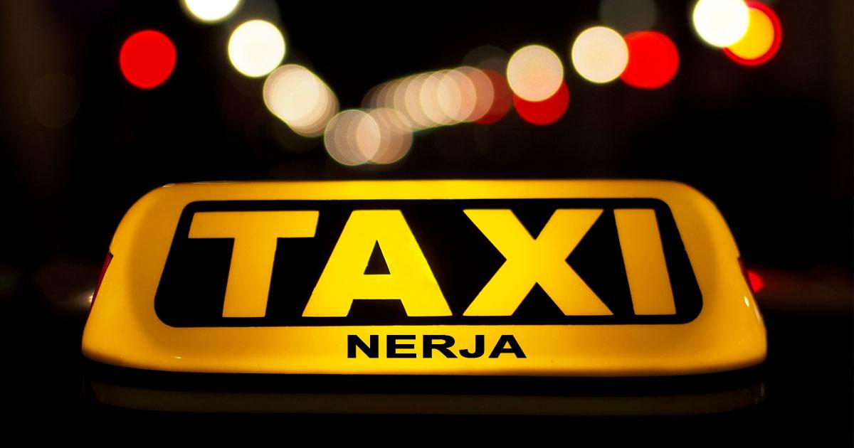 Nerja Taxis ✓ - Bookings, Ranks, Numbers, Prices, Airport