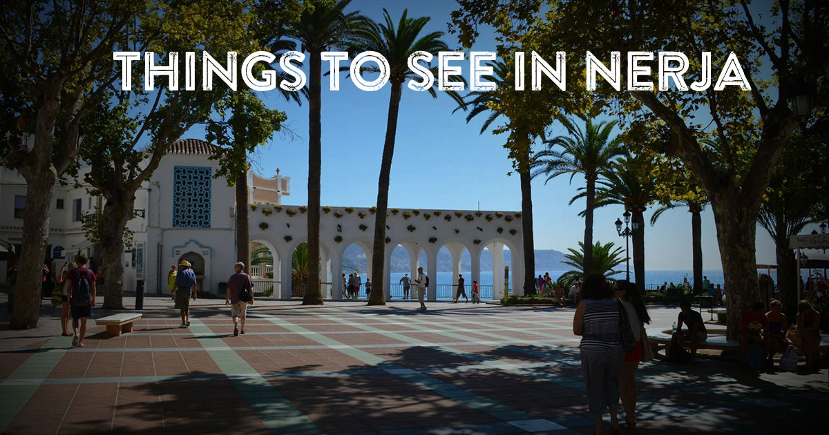 The best things to see in Nerja VISIT only the BEST!