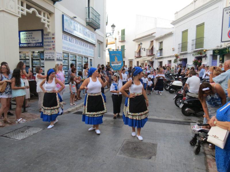 Nerja Turismo - Fiestas - Virgen del Carmen