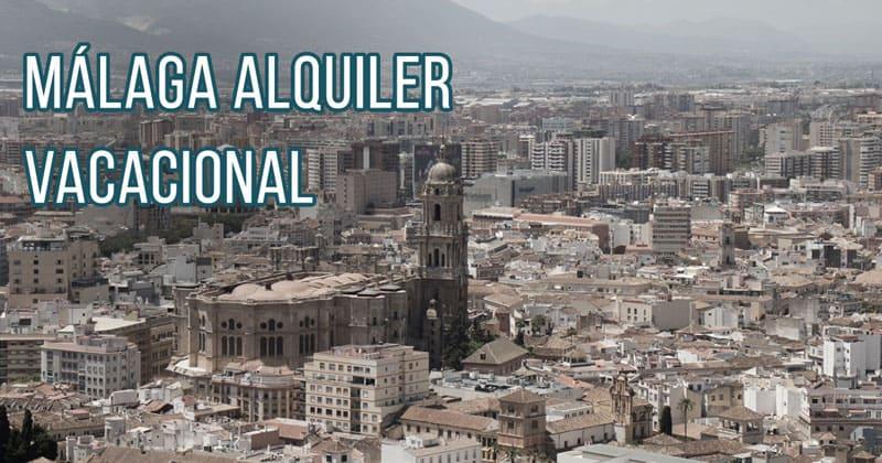 Málaga alquiler vacacional