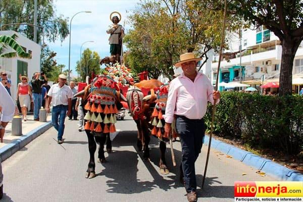 San Isidro Nerja 2018