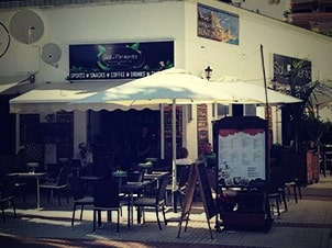 restaurant Sal y pimienta