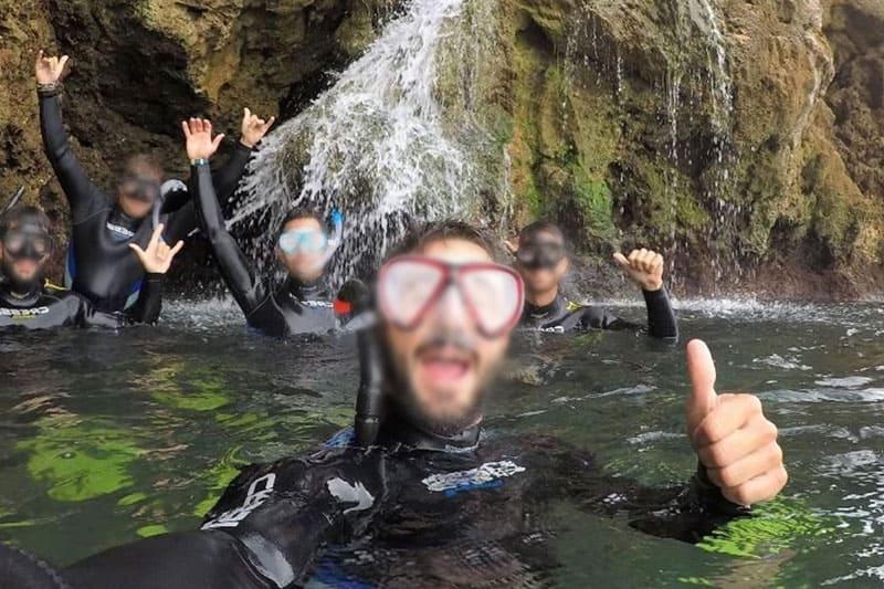 Snorkeling en Nerja