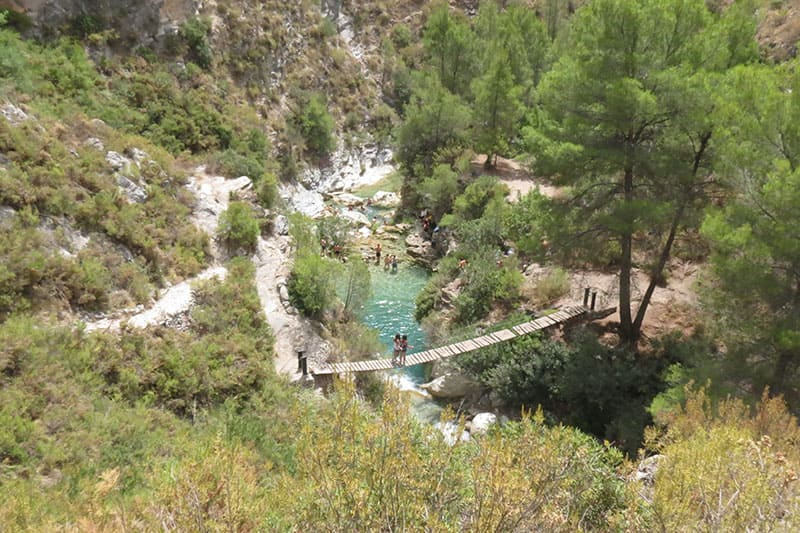 Rio verde almuñecar