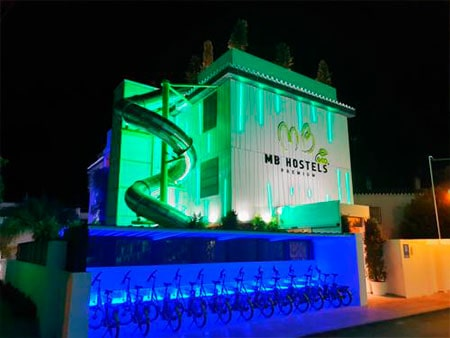 MB hostels premium ECO adults only